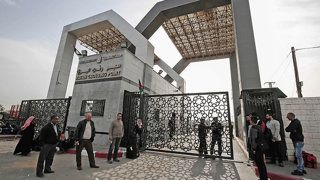 Rafah border crossing  (Photo: AFP)