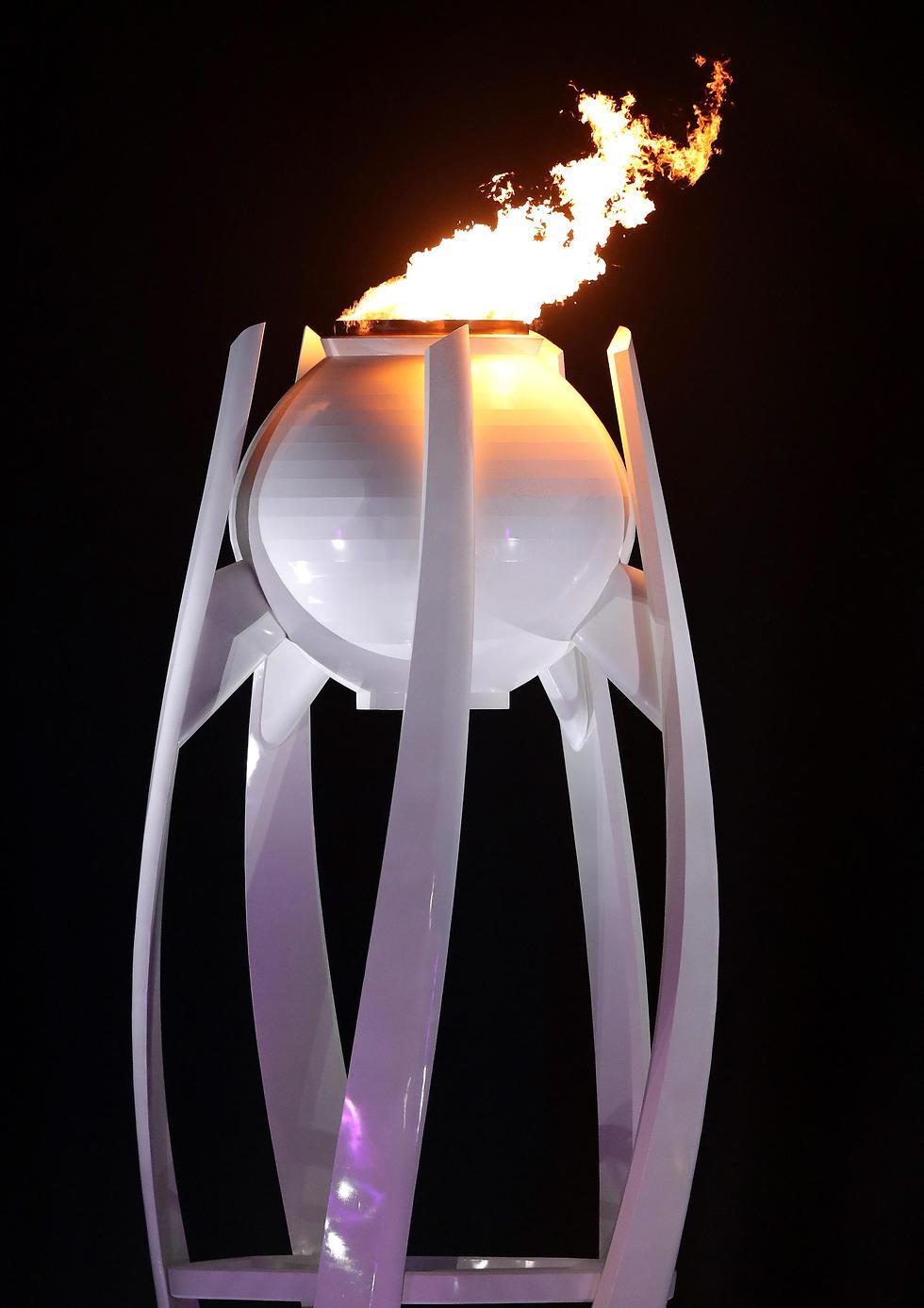 אש המשחקים (צילום: גטי אימג'ס) (צילום: גטי אימג'ס)
