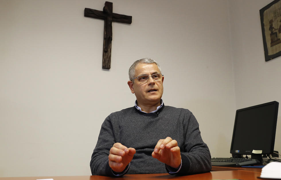 Rev. Giuseppe Mirandola  (Photo: AP)