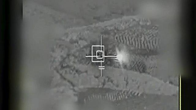 The Iranian UAV's interception. The next northern war will include dozens of such aircraft   (Photo: IDF Spokesperson's Unit)