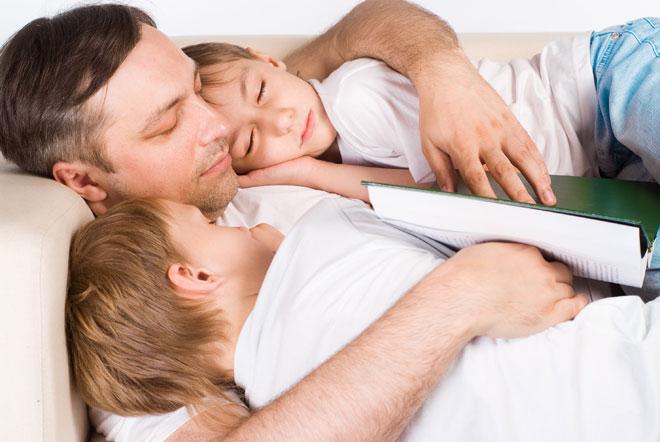 גם סוג של טקס שינה (צילום: Shutterstock)