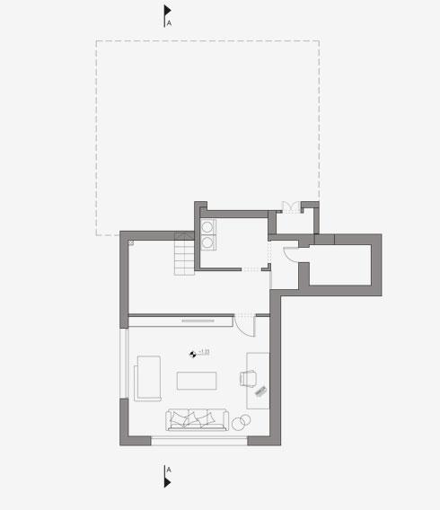 תוכנית המרתף (תוכניות: סטודיו טל גולדשמיט פיש)