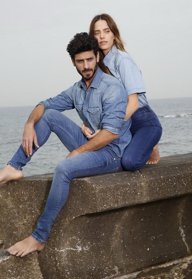 פלאשבק לקלמרי ג'ינס בניינטיז (צילום: גיל אוחיון)