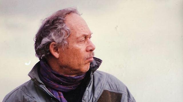 """עלי אלון (צילום: ד""""ר מיכאל פרסיקו)"""