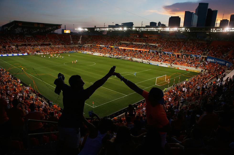 הזדמנות כלכלית. כך נראה משחק ממוצע ב-MLS (צילום: getty images) (צילום: getty images)