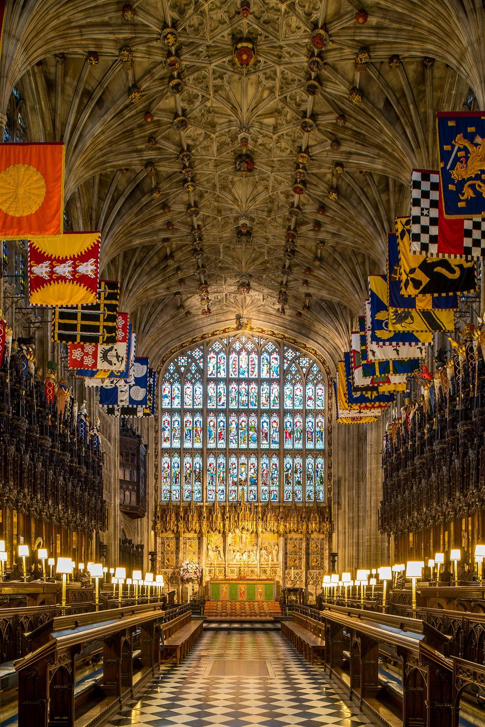 600 ברי מזל, בהם ידוענים רבים, הוזמנו לטקס בפנים (צילום: רויטרס) (צילום: רויטרס)