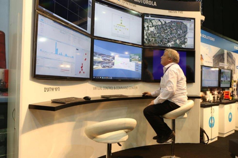 מערכת שליטה ובקרה עירונית.  ()