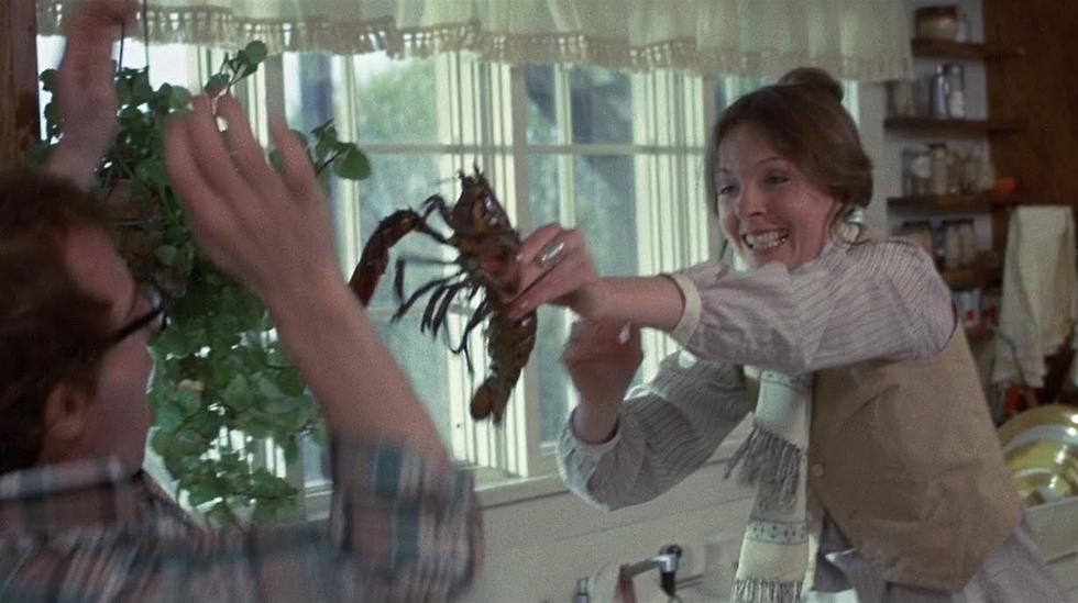"""עדיף לקנות סטייקים, הם בטוח לא יברחו. """"אנני הול"""" (  ) (  )"""