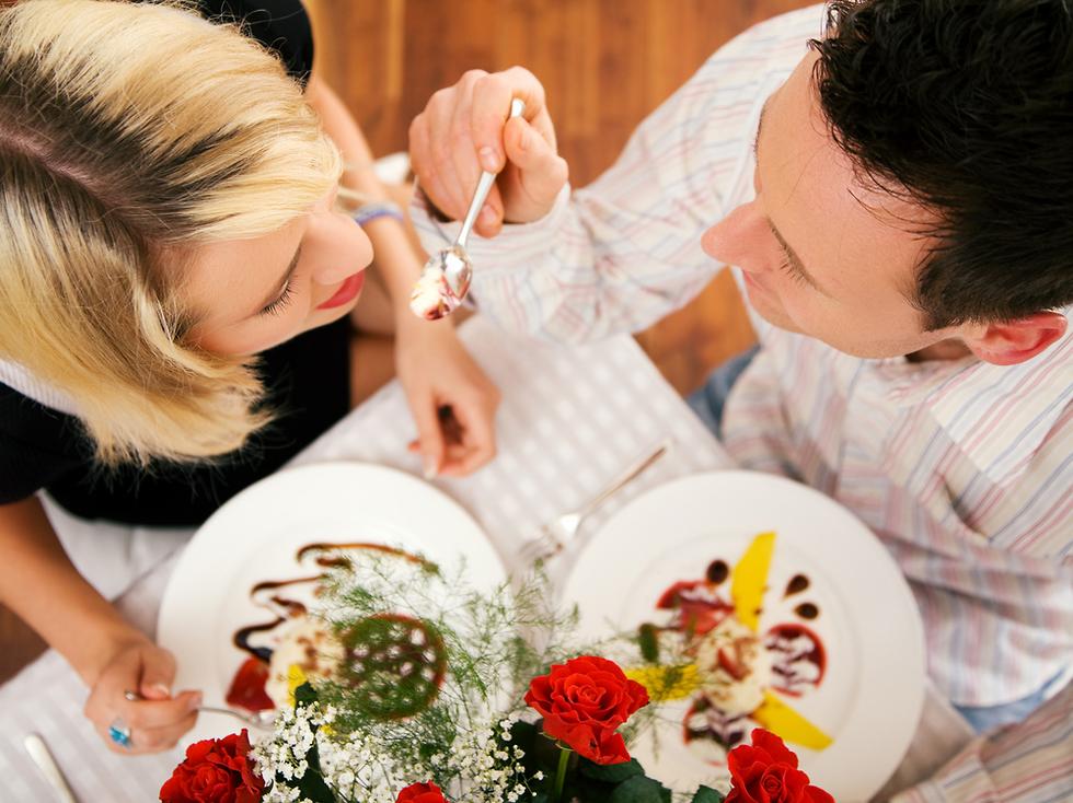 רומנטיקה במיטבה! (צילום: shutterstock) (צילום: shutterstock)