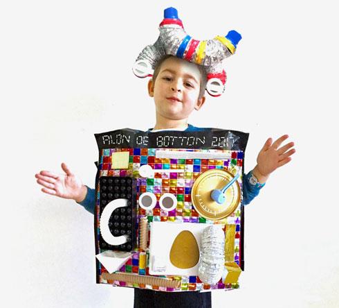 אני, רובוט (צילום והפקה: אפרת דה בוטון)