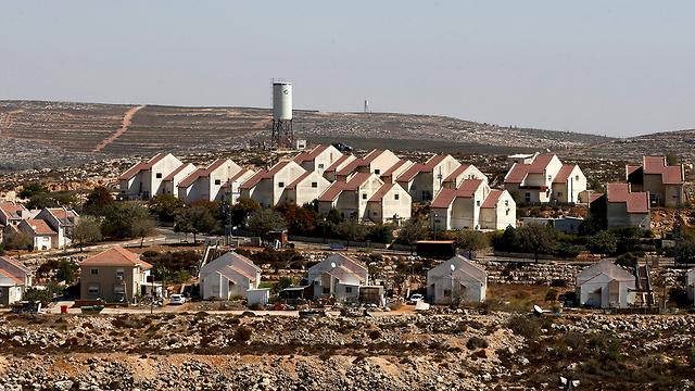 ההתיישבויות ביהודה ושומרון (צילום: רויטרס) (צילום: רויטרס)