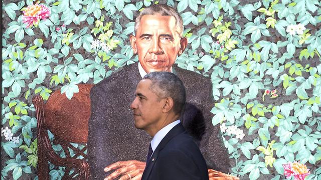 """בסה""""כ בן אדם נחמד. ברק אובמה (צילום: EPA) (צילום: EPA)"""