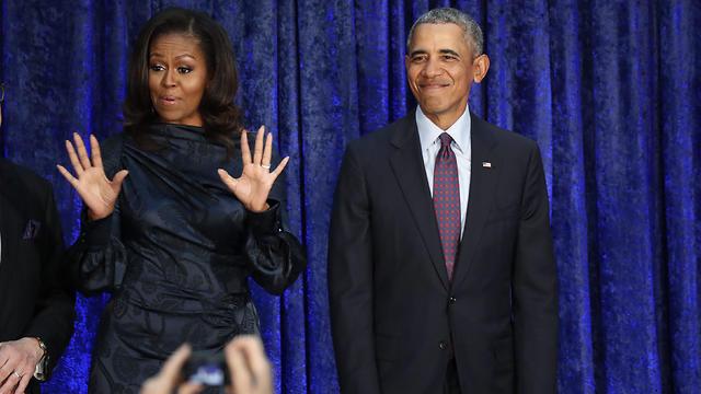 בני הזוג אובמה. היו גם קשיים בנישואים (צילום: רויטרס) (צילום: רויטרס)