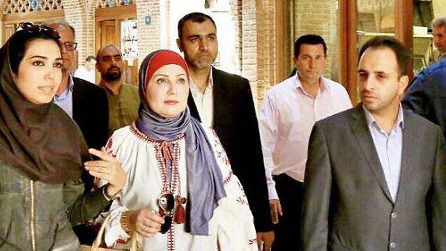 הבולדוזרית מבגדד. דיכרא עלווש, ראש העיר ()