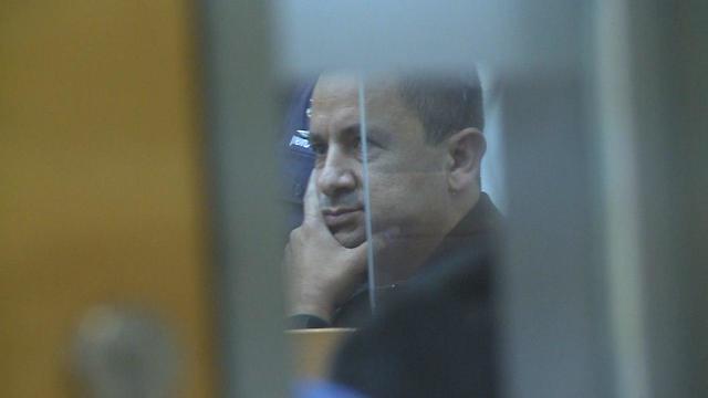 דדון בהארכת המעצר, היום ()
