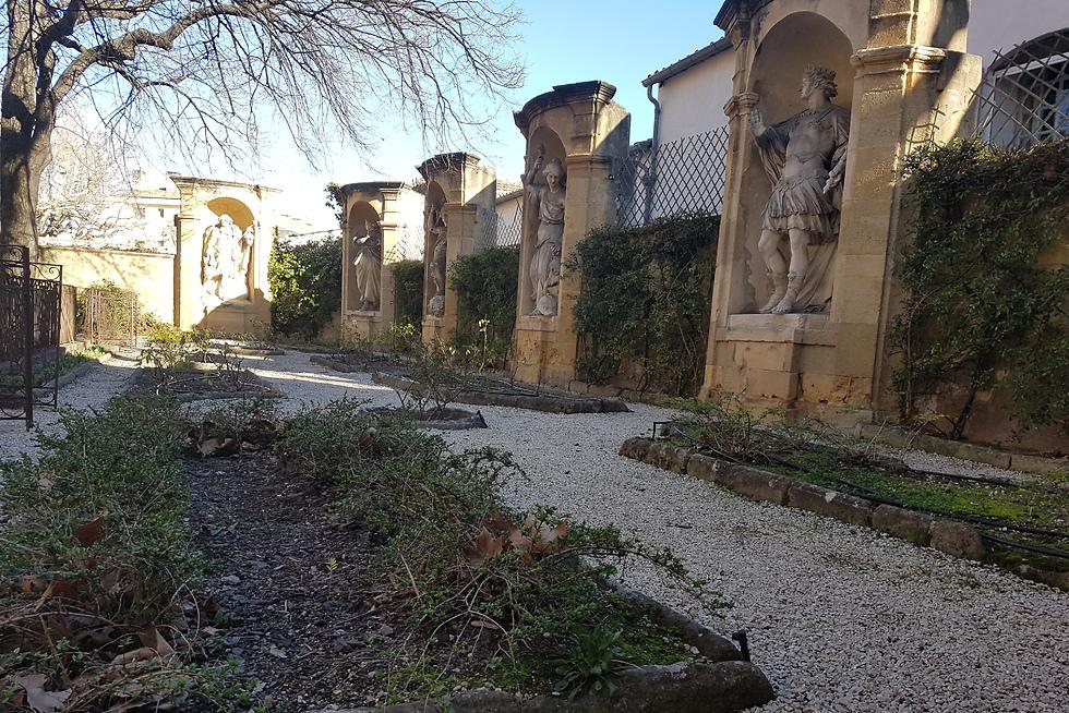 גן הפסלים Monument De Jodseph Sec (צילום: נורית גאון) (צילום: נורית גאון)