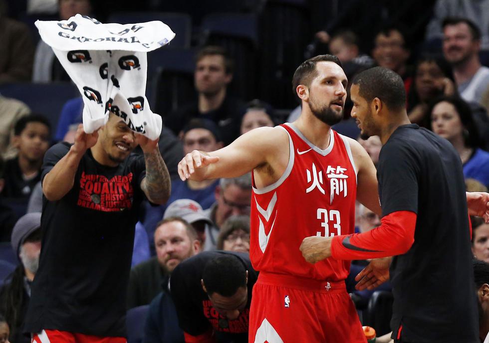 אנדרסון יודע שזה היה שוב היום של יוסטון (צילום: AP)