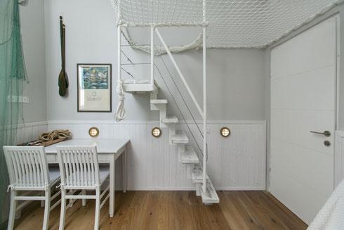 הממ''ד הפך לחדר אורחים. עיצוב: מירב גליס המלי (צילום: שירן כרמל)