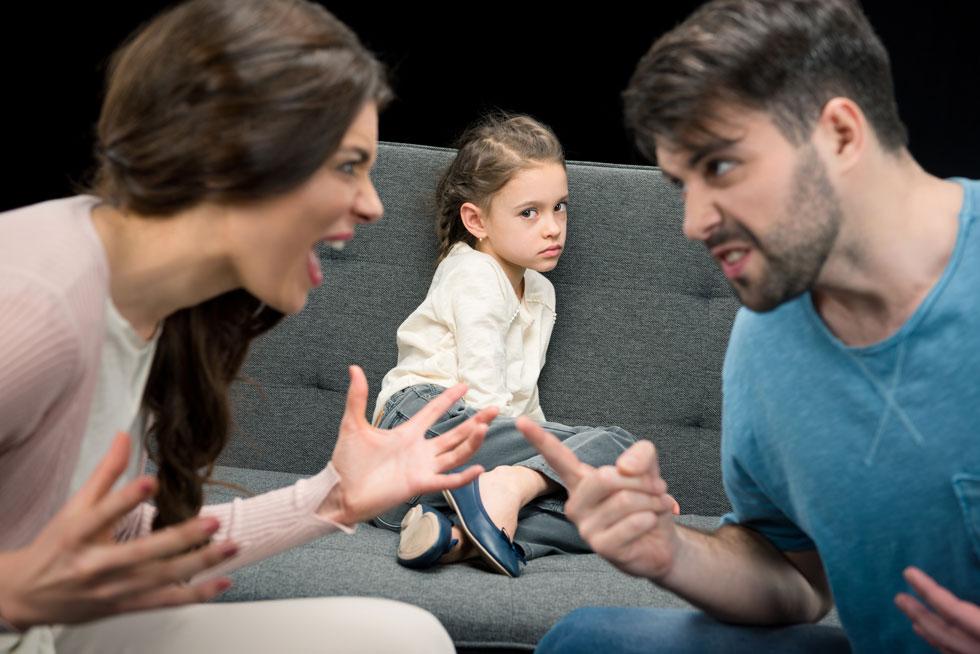 עדיף להגיע להסכם גירושים מפורט ולא להותיר את גורלכם בידי שופט. צילום אילוסטרציה (צילום: Shutterstock)