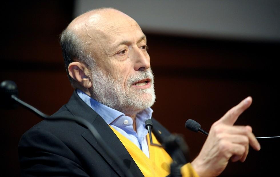 """קרלו פטריני, מייסד תנועת """"סלואו פוד"""" העולמית (צילום: יח""""צ) (צילום: יח"""