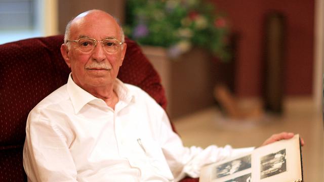 יעקב בן יזרי (צילום: מיכאל קרמר) (צילום: מיכאל קרמר)