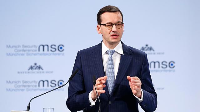 Polish Prime Minister Mateusz Morawiecki (Photo: Reuters)