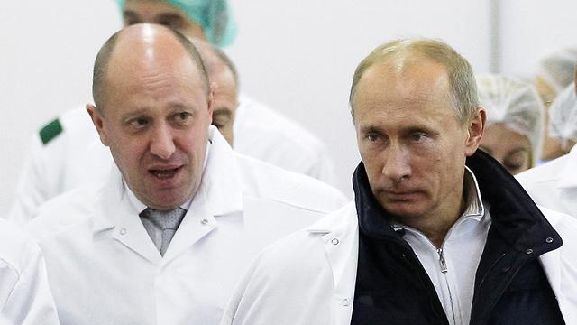 אחד האנשים המקורבים ביותר לנשיא הרוסי (צילום: AP) (צילום: AP)