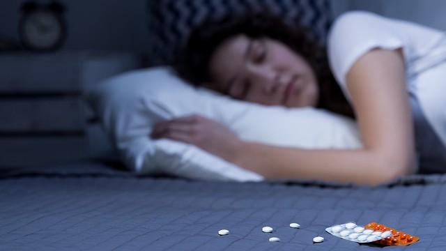 לא בהכרח ממכרים. כדורי שינה (צילום: shutterstock) (צילום: shutterstock)