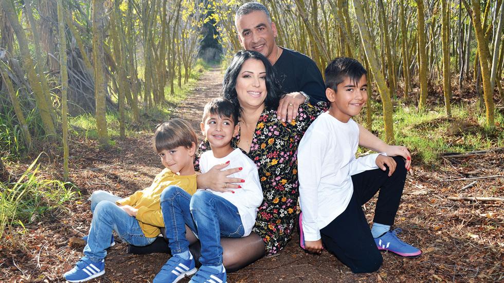 אחרי 16 הפריות ו-7 הפלות: הפכה אמא לשלושה ילדים ללא טיפולים