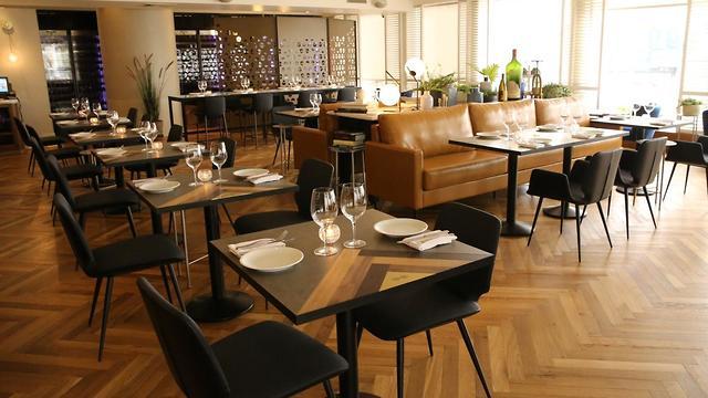 """מסעדת """"הולה"""" (צילום: ירון ברנר) (צילום: ירון ברנר)"""