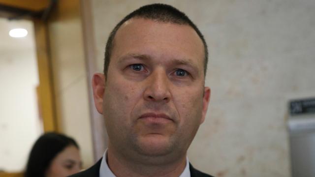 """עו""""ד משה ליפשיץ, המייצג את המנופאי החשוד (צילום: שאול גולן) (צילום: שאול גולן)"""