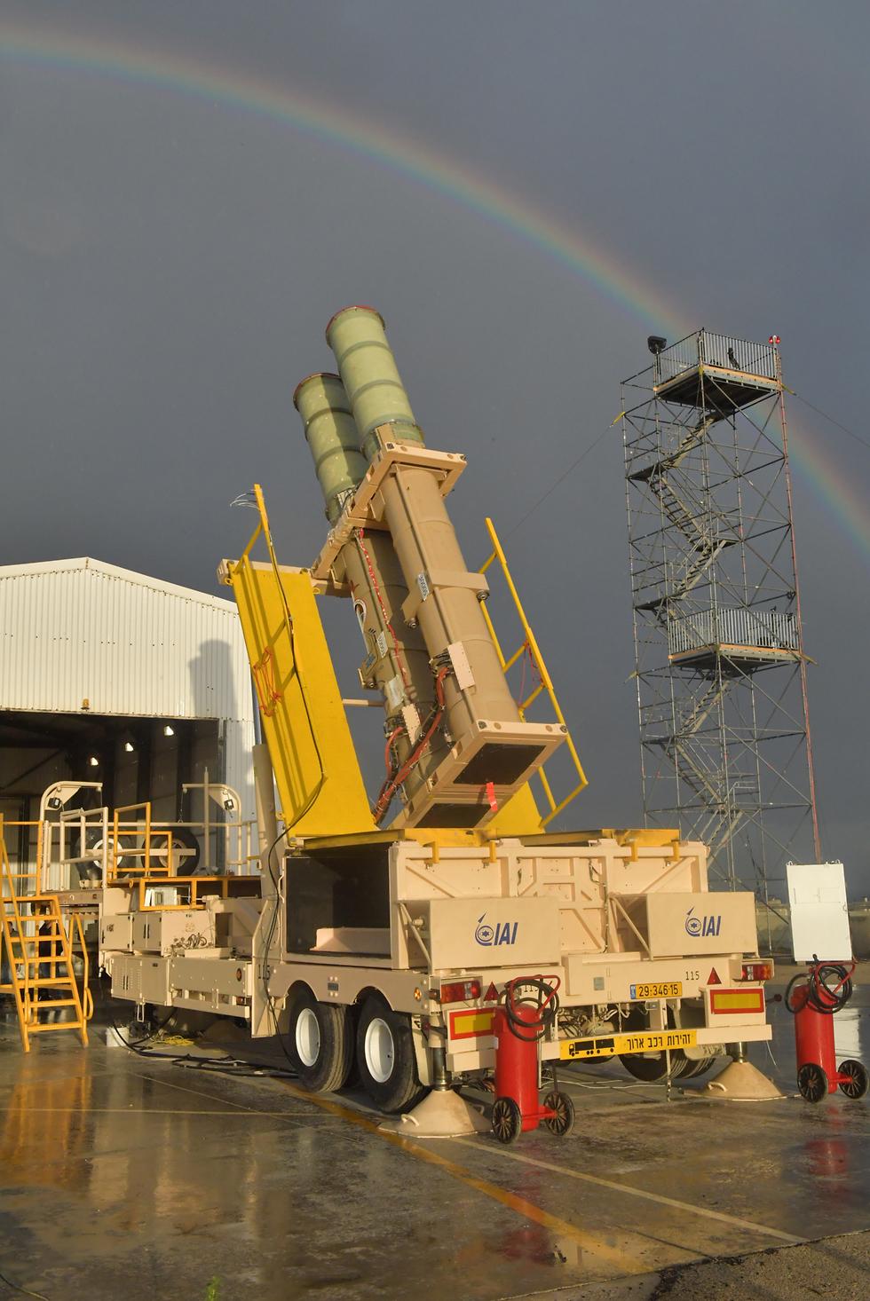 """Тестовый запуск """"Хец-3"""". Фото: министерство обороны"""
