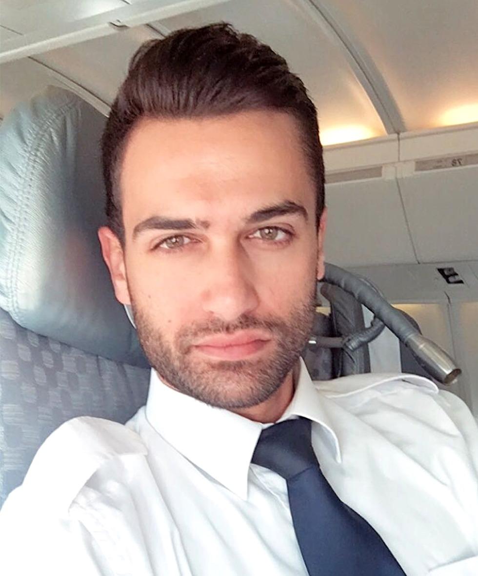 """Аккуратно подстриженная щетина считается бородой. Фото: пресс-служба """"Эль-Аль"""""""