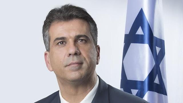 Minister Eli Cohen (Photo: Minister's spokesperson)