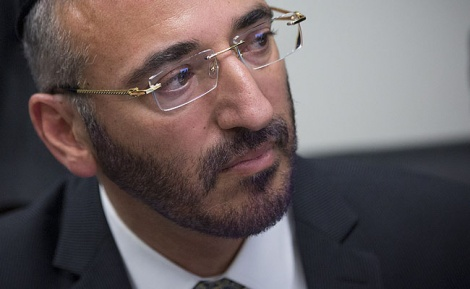 Chief Rabbinate Director Dagan said no black lists of overseas rabbis existed (Photo: Yonatan Zindel/Flash 90)