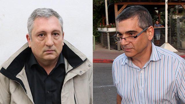 Hefetz (L) and Kamir (Photo: Motti Kimchi, Yariv Katz)
