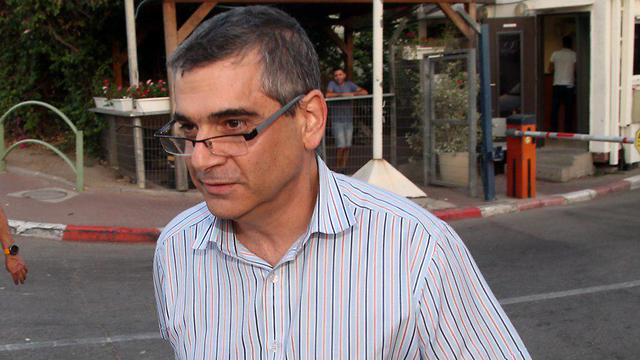 אלי קמיר, היועץ האסטרטגי שנעצר (צילום: יריב כץ) (צילום: יריב כץ)