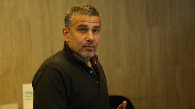 Fmr. Walla! News editor Magal once again testified on the affair (Photo: Zvika Tishler)