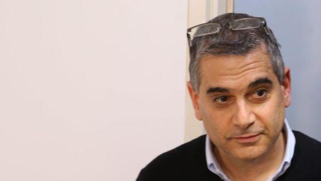 Media adviser Eli Kamir (Photo: Motti Kimchi)