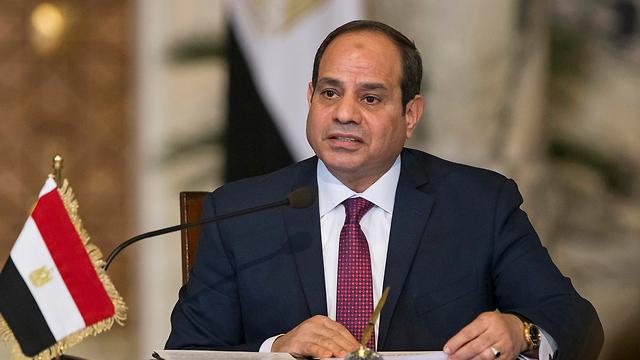 Президент Египта Абдель-Фаттах Ас-Сиси. Фото: AP