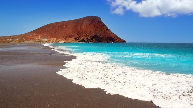 חוף קסום (צילום: שאטרסטוק) (צילום: שאטרסטוק)
