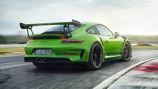 פורשה 911 GT3 RS