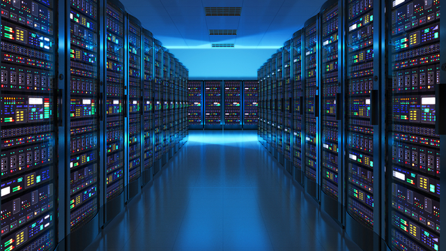 Data center (Photo: Shutterstock)