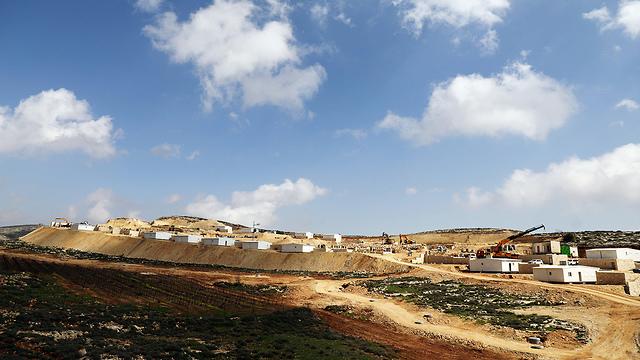 אזור עמק שילה (צילום: רויטרס) (צילום: רויטרס)