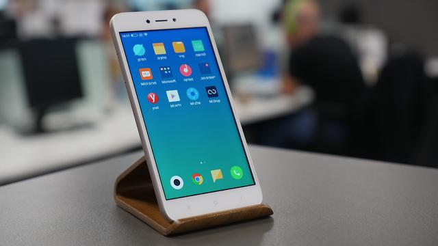 Xiaomi Redmi 5A (צילום: גיא לוי)