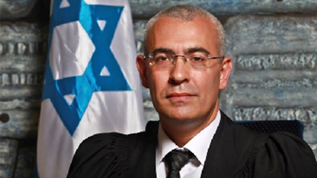 Judge Ofer Grosskopf (Photo: Courts Administration)