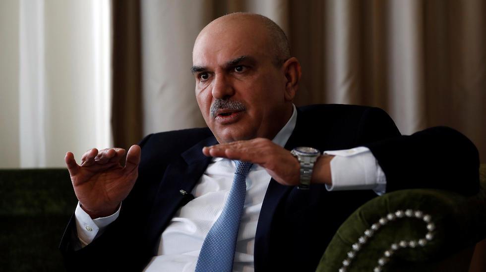 Qatar's Ambassador to Gaza Mohammed Al-Emadi