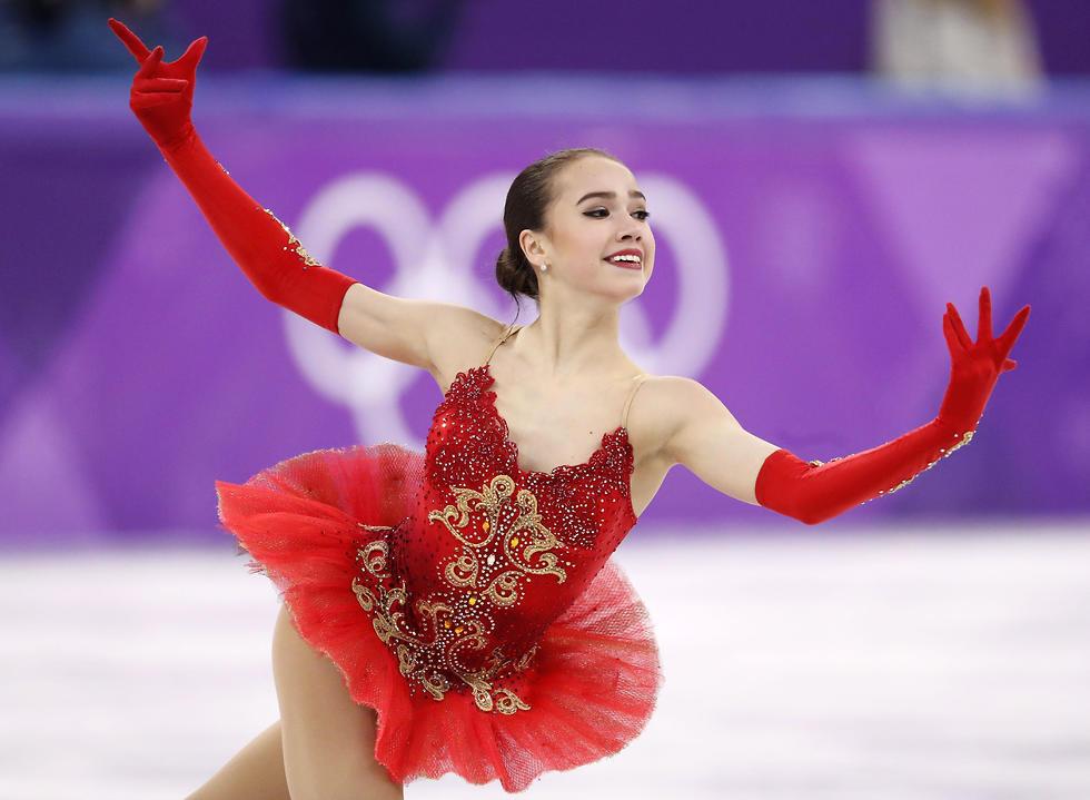 תוכל להשתתף במשחקי החורף תחת הדגל האולימפי. זגיטובה (צילום: רויטרס) (צילום: רויטרס)