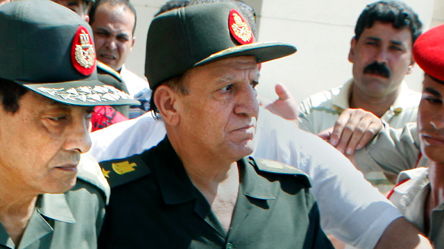 Former Egyptian army chief Sami Anan (Photo: AP)