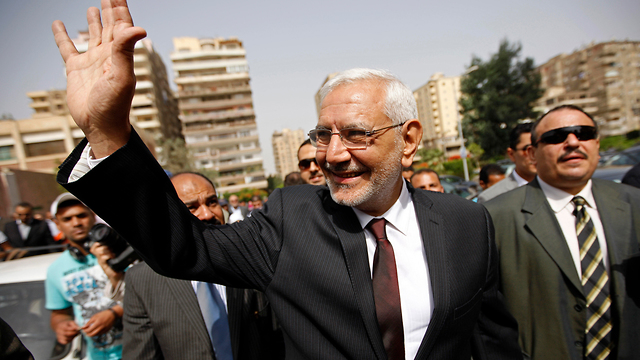 Abdel Moneim Abul Fotouh (Photo: AP)